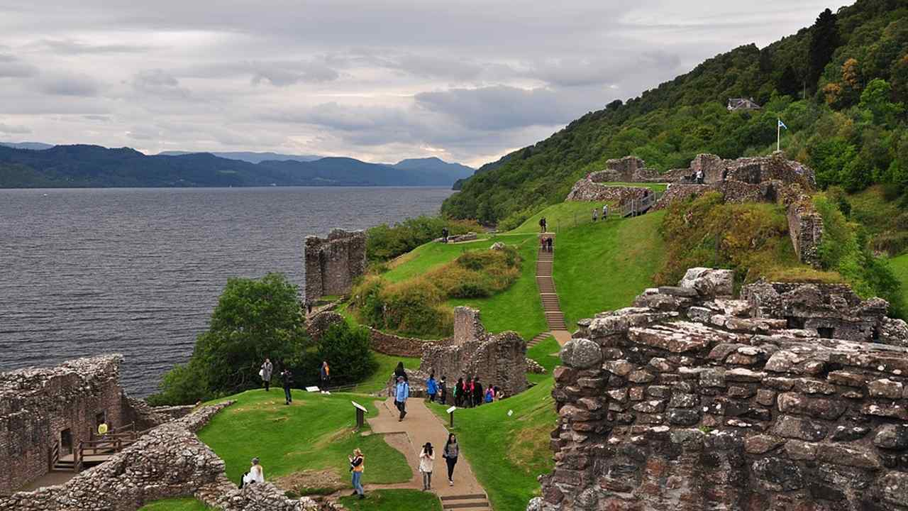 SCOTLAND IN 4 DAYS – SAMPLE ITINERARY OF HIGHLAND TOUR